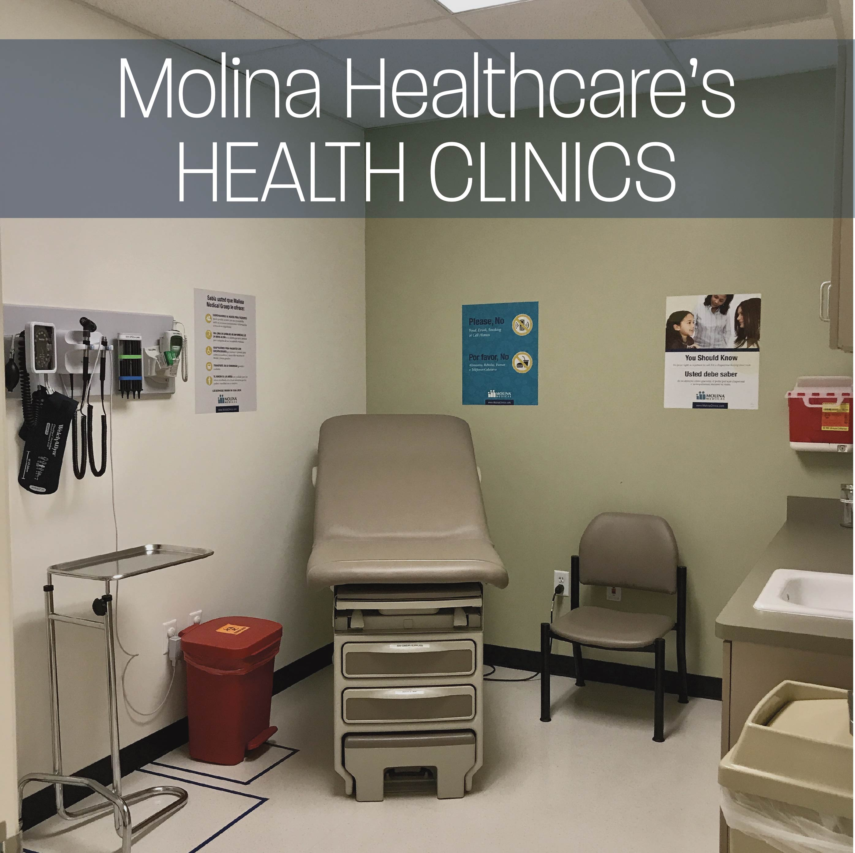 Molina Healthcare Clinic Remodels