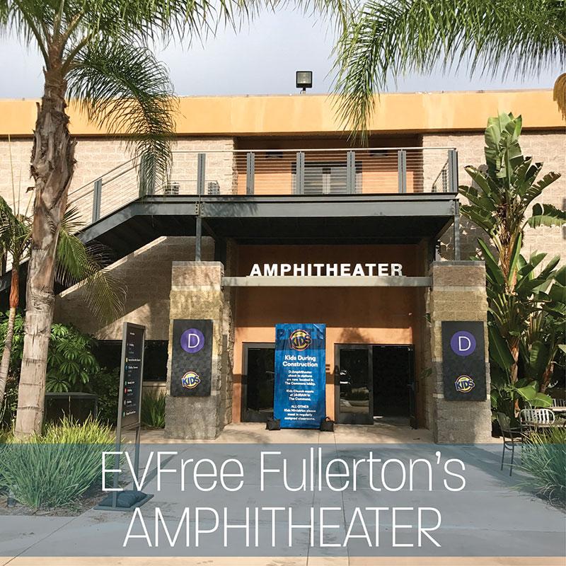 EVFree Amphitheater