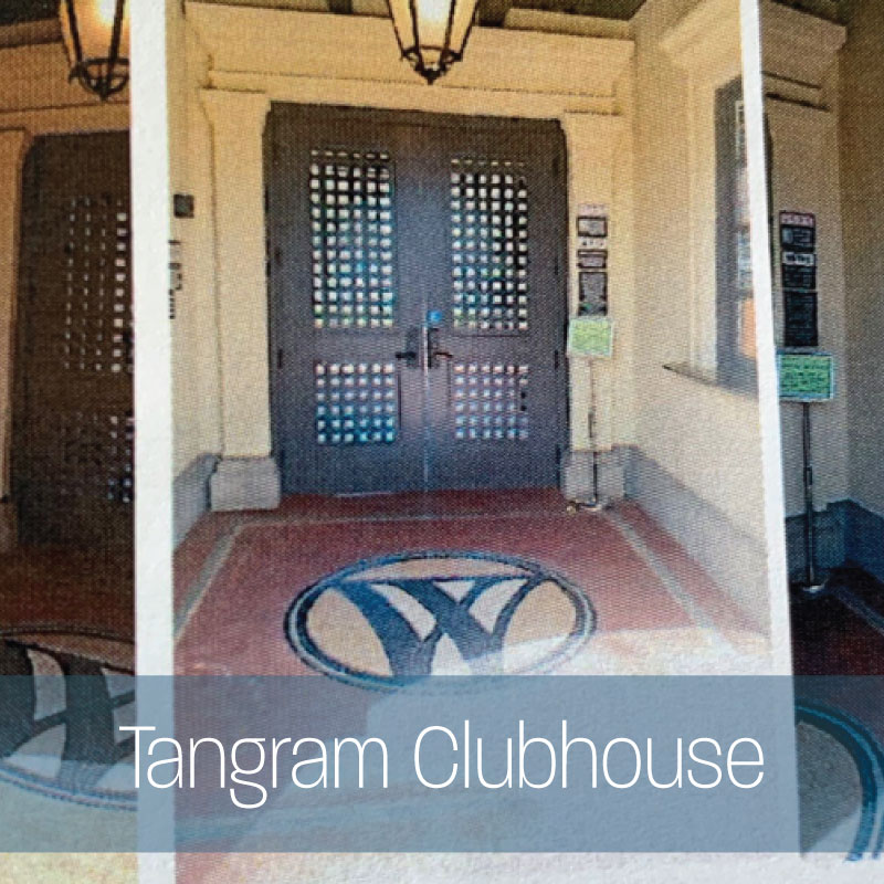 Tangram Clubhouse