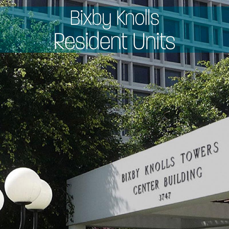 Bixby Knolls Resident Units