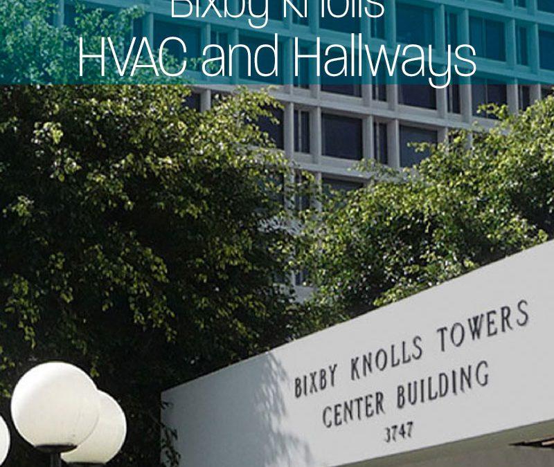 Bixby Knolls HVAC and Hallways